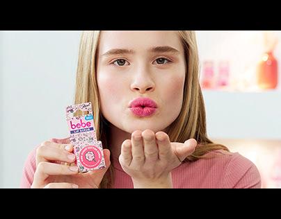 BEBE Lip Butter OLV Commercial Youtube