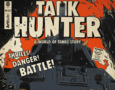 Tank Hunter #0 - Comic Book