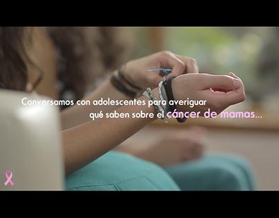 Banmédica - Día mundial del cáncer de mama