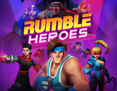 Rumble Heroes: UI