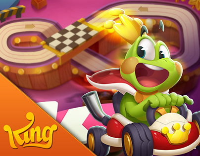 King's Slots Graphics and UI