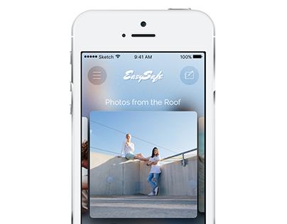 EasySafe - Mobile App