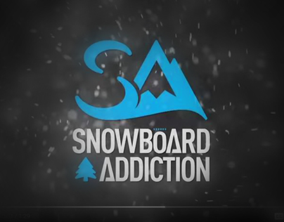 Snowboard Addiction rebrand