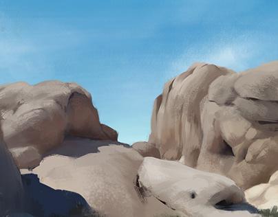 Rocks Study