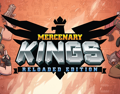 Mercenary Kings: Reloaded Edition ©Tribute Games 2018
