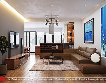 Asia Style Apartment in Vietnam