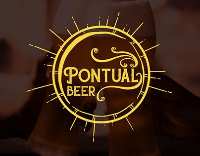 Identidade Visual | Pontual Beer