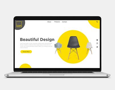 Codi Web UI design