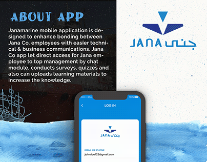 Jana Co App: A Facebook-like App Specifically Designed
