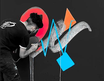 36 Days of Type Murals