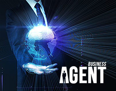Business Agent - After Effects Video Template