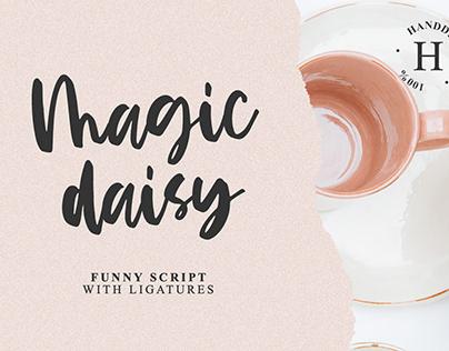 Magic Daisy funny script