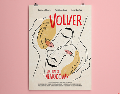 Movie Poster | Volver