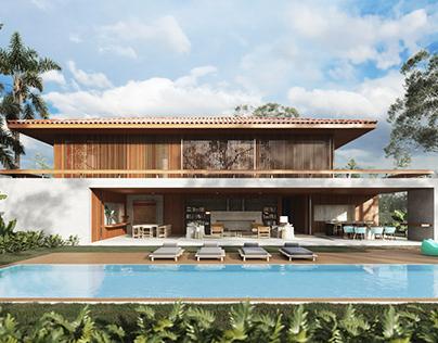Laranjeiras House