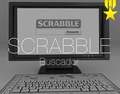 Scrabble - Buscador