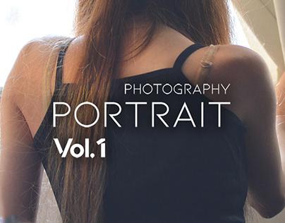 Portrait Photography Vol.1