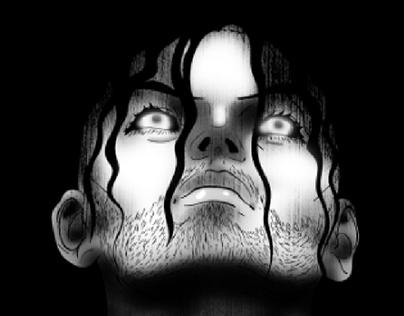 face posture Art/Manga