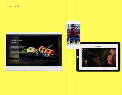 TheYard - Website
