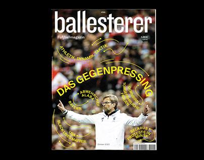 ballesterer #155