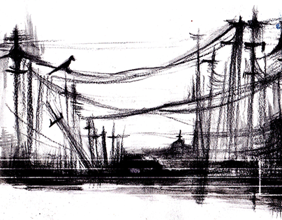 "Illustration for ""Quarantine Sound Diary"""