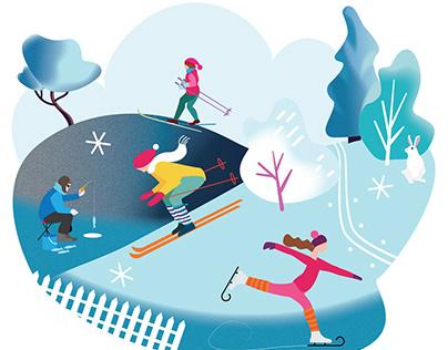Kuvituksia Suomesta   Plan International Suomi