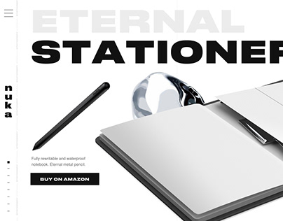 Nuka - eternal stationery