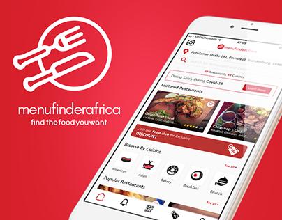 "Menu Finder Africa - Africa's ""Yelp"""