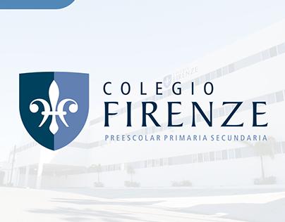 Web Design - Colegio Firenze