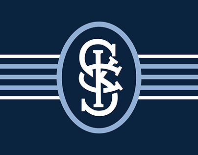 Sporting KC Monogram Logo
