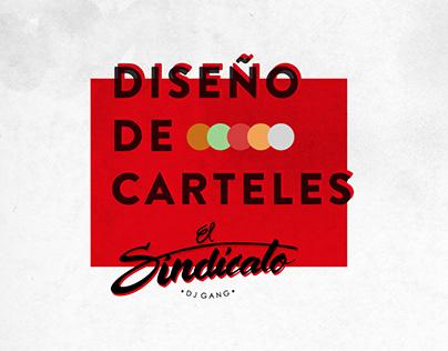 Poster Design - Diseño de Carteles / El Sindicato