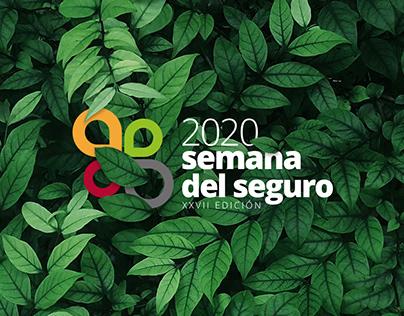 Diseño de imagen Semana del Seguro 2020