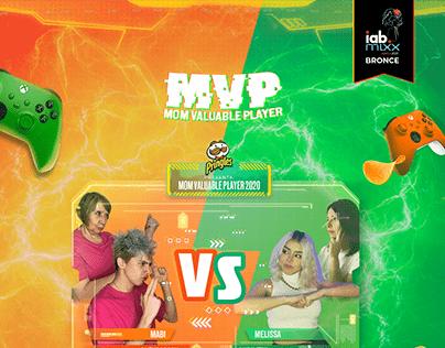 MVP Pringles Gaming Flavours