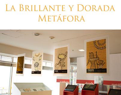 La Brillante y Dorada Metáfora, Museo del Oro de Bogotá