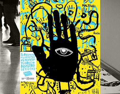 Guiso Gráfico + Campaña Salud y Adolescencia.