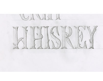 Sketchbook Pages of Type