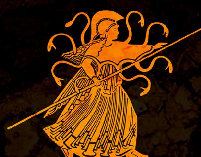 Cartaz Grego