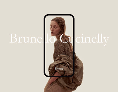 Brunello Cucinelly Redesign Project