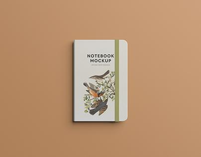 Notebook Mockup #2