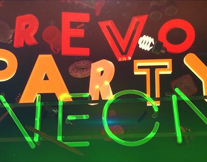 Revo Party Neon Promo Video