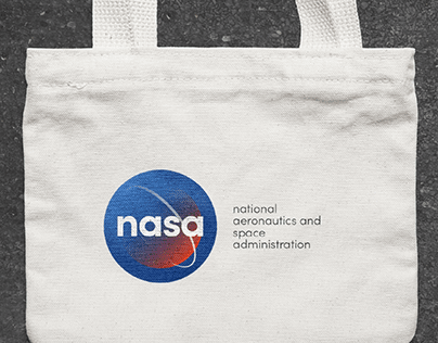 NASA — Logo and UI redesign