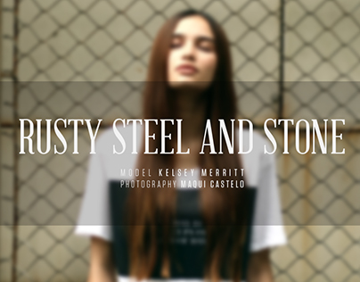 Rusty Steel and Stone