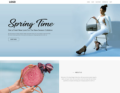 product website