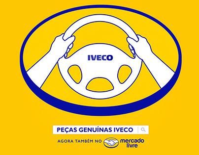 Parceria IVECO - Mercado Livre