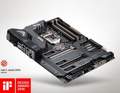 ASUS SABERTOOTH Z170 MK1 / Motherboard