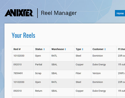 Reel Manager