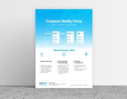 European Mobility Portal Poster