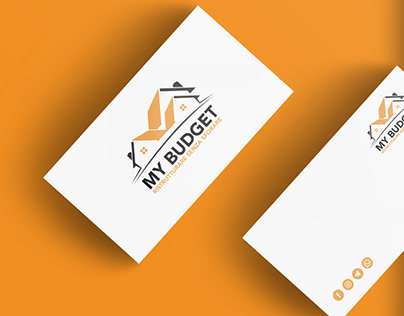 MY BUDGET   creation logo