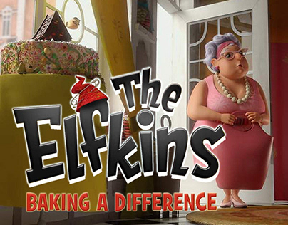 The Elfkins - Character Modeling for Feature Film