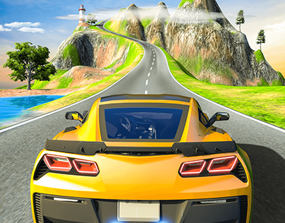 Highway Car Driving Game