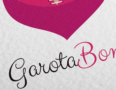 Garota Bonita Logo
